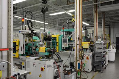 Injection Molding Services - GS Plastic Optics